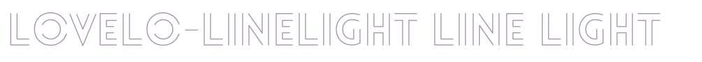 Lovelo-LineLight
