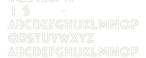 Letter L Start Font Downloads - OnlineWebFonts.COM