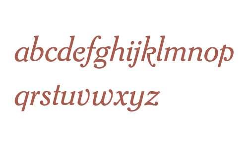Cheltenham ATF Old Style Italic