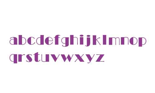 BroadwayFont