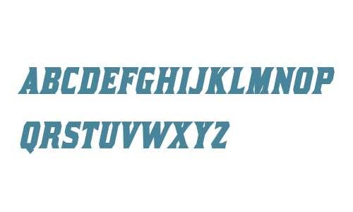 Kirsty Bold Italic V2