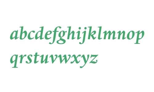 Dante eText W07 Bold Italic