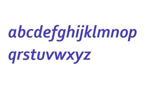 Corbel W99 Bold Italic