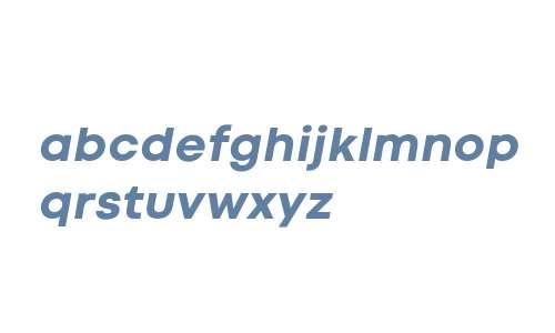 Codec Cold ExtraBold Italic