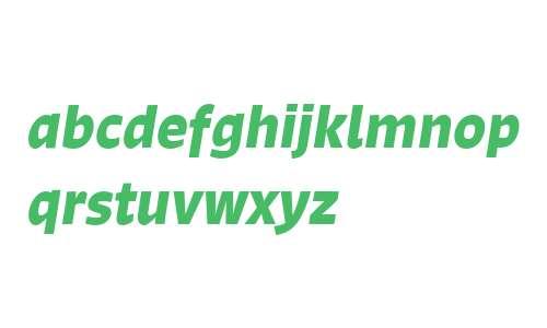 Signo Bold Italic