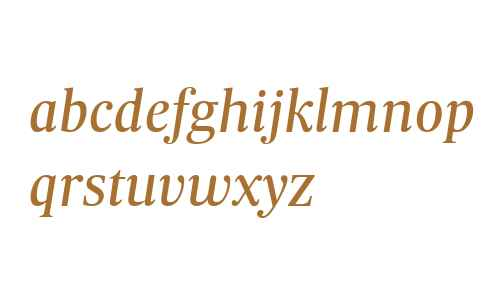 MajeritHeadline Italic