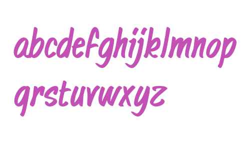 TheEnd BB Italic