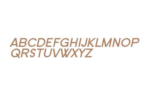 SF Old Republic SC Bold Italic V1 V2