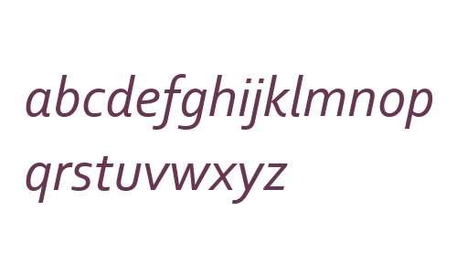 Corbel Italic