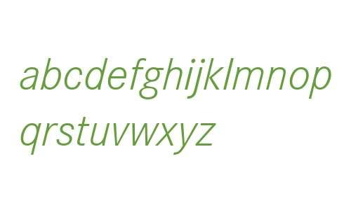 CorpoSLig Italic