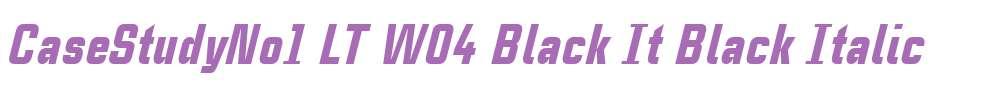 CaseStudyNo1 LT W04 Black It