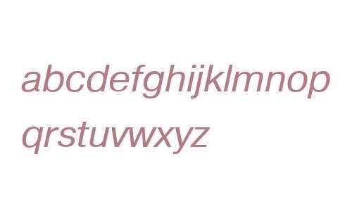 Pragmatica Italic:001.001