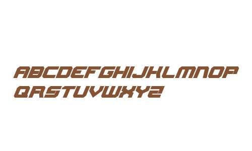 Gearhead Italic