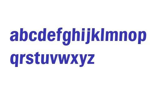 Chubbet W01 Italic