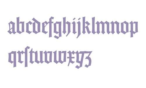 Gothic-Regular