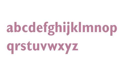 Gill Sans W04 Bold Condensed