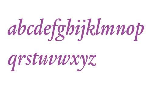 Legacy Serif ITC W02 Bd Cn It