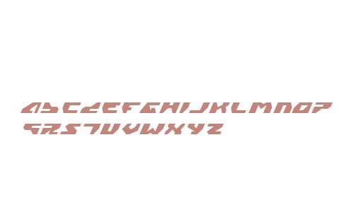 Gyrfalcon Expanded Italic