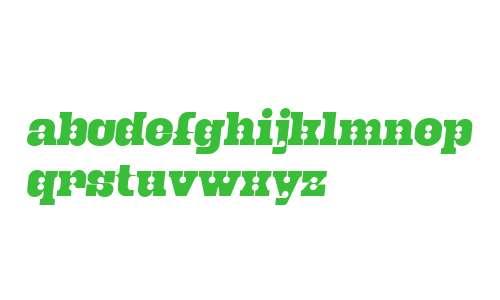 Kenwyn W01 Double Dot Oblique