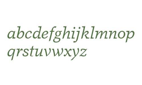 Axiomatic SSi Italic