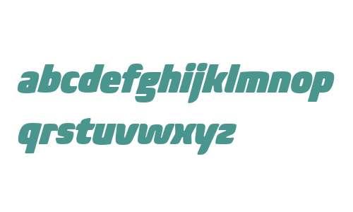 Biome W04 Ultra Narrow Italic