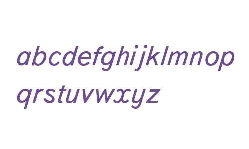 TextBook W08 Italic