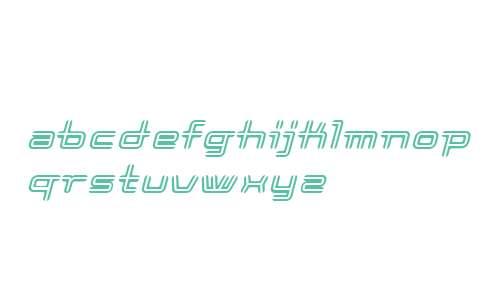 Coot_stripe Italic