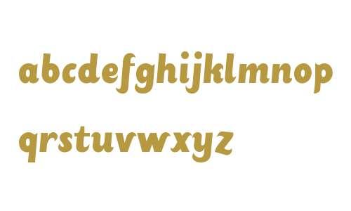 Liebelei Pro Italic W00 Bold