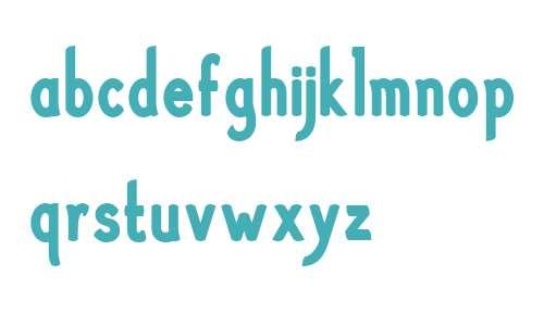 Haymer Condensed W01 Cond Bold