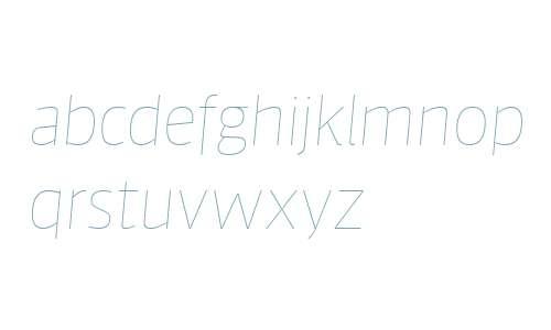 Sanuk Big W04 Hairline Italic