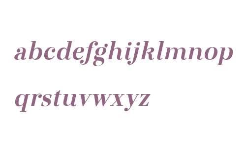 Otama W00 Bold Italic