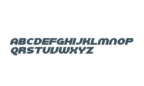 SF Juggernaut Bold Italic V2 V2