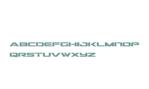 Outrider Semi-Condensed Bold