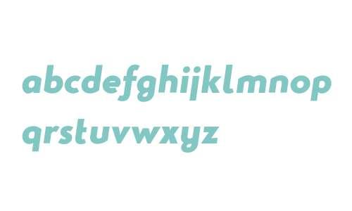 Studio Gothic Trial ExtraBold Italic