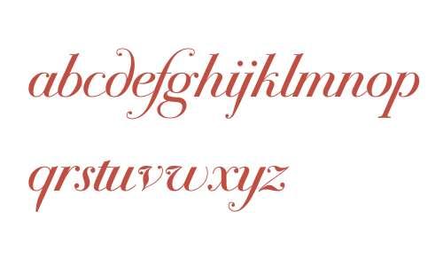 BodonianScript W01 1