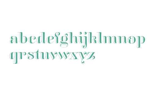 Reina Engraved Standard