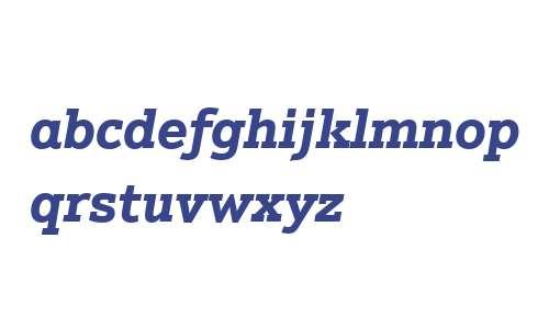 Justus W02 Bold Italic