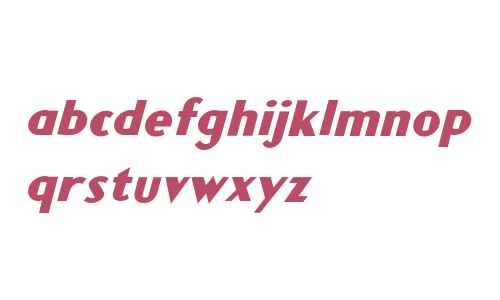 CCRocketManFirstStage Italic