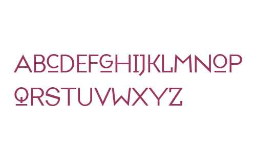 Typeface Six Seven OT W03 Seven