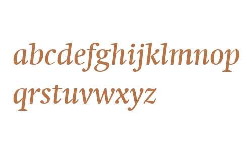 Swift LT W04 Medium Italic