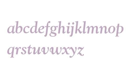 GoudyOlSt BT Bold Italic