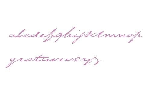 Primo Script Regular