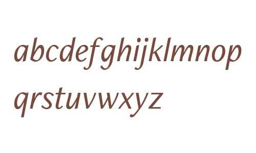 FreightNeo W03 Medium Italic