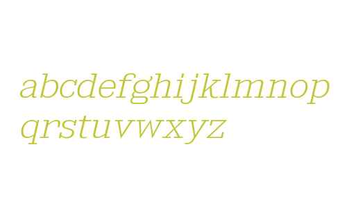 KingsbridgeExEl-Italic
