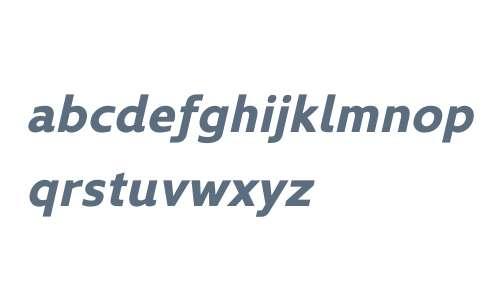 Kyrial Display W03 Bold Italic