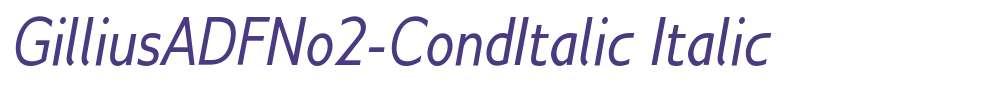 GilliusADFNo2-CondItalic