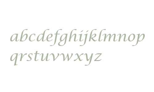 Lucida Calligraphy W01