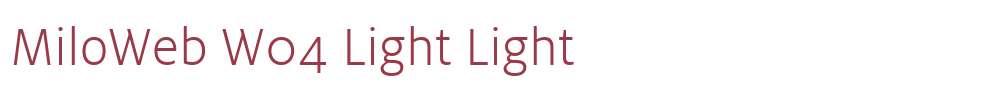 MiloWeb W04 Light