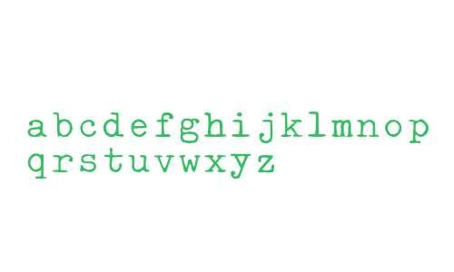 TypewriterType