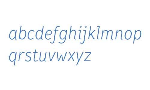 Hellschreiber Sans W00 Light It